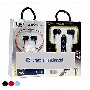 wireless for sport  altomes  AL - 366