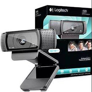 Web Cam Logitech / C920 (960-000764)