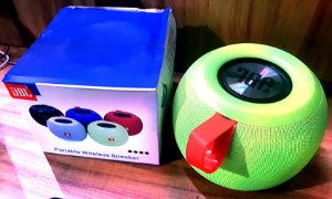Caixa portable wireless speaker  jbl