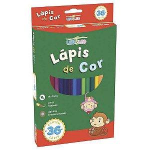 Lapis de cor - LEO&LEO - 36 Cores