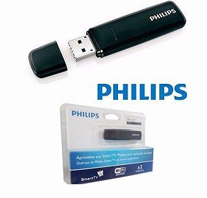 Adaptador USB Wifi para Smart TV Philips - Philips