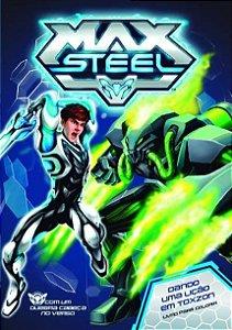 Max Steel - Livro Para Colorir ( ciranda cultural)