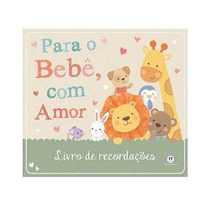 Livro Para o bebê, com amor