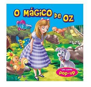 livro O mágico de Oz (ciranda cultural)