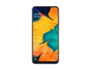 Smartphone Samsung / Galaxy A30 (SM-A305GZKKTPA) Preto
