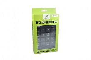 Teclado XC-TN-01