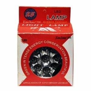 LANTERNA CABECA 9LEDS LIGHT LAMP