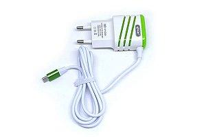 Carregador USB para V8 - Knup - KP-IC004