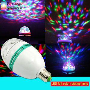 Lampada Led Full Color Rotating Lamp