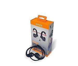 Fone de Ouvido Bluetooth Kaidi KD902 Preto