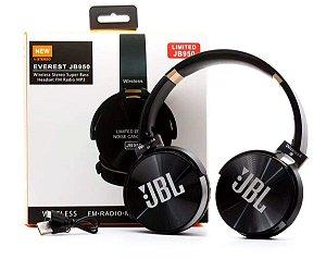 Fone De Ouvido Sem Fio Bluetooth JBL Everest Jb950