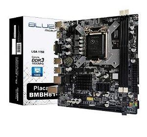 placa Bluecase / BMBH81-D2