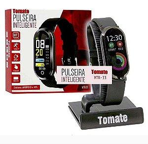 Relógio Smart Band De Corrida Monitor Cardíaco Tomate Mtr-22