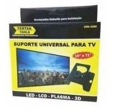 Suporte Fixo Universal Para Tv Led Lcd Plasma 3d Fertak 5282