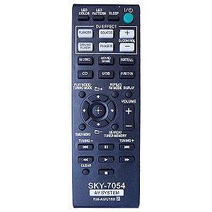 Controle P/ Som RM-AMU163 SKY-7054
