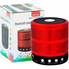 Caixa Caixinha Redonda De Som Portatil Grasep D-bh887 Blueto