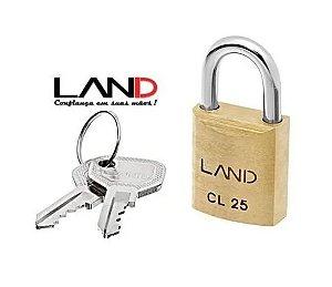 Cadeado Land 25mm