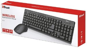 Ziva Wireless Keyboard with mouse