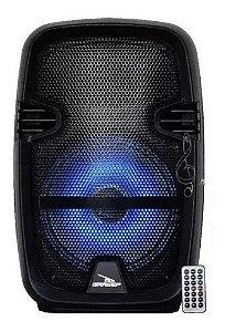 Caixa De Som Grasep D-bh8101 Bluetooth - Fm C/ Microfone