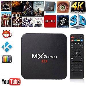 tvbox Smart Tv Box Mxq Pro 3G e 16G