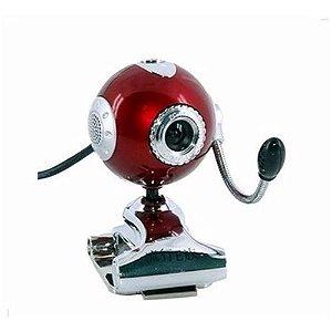 PC Câmera Webcam 1600k Pixels