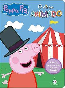 Livro - Peppa Pig - O circo animado
