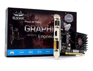 Placa de Video GT210 1GB DDR3 64BITS
