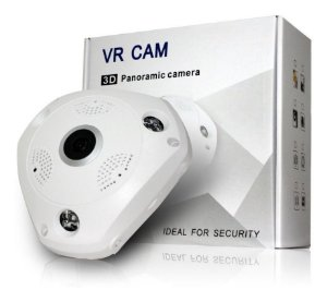 Vr Cam 3d Panoramic 1,3 Mp Camera