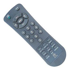 Controle Remoto Compatível Com Tv Philco Vc-120