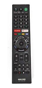 CONTROLE REMOTO TV SONY NETFLIX FBG-8077 VC-A8231