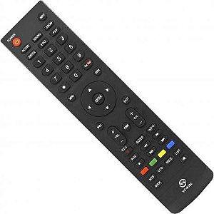 Controle Remoto Compatível Com TV Lcd SEMP TOSHIBA VC-8192