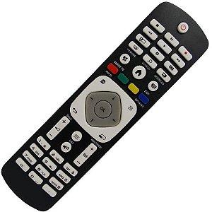 Controle Remoto Smart Tv Philips W-1003