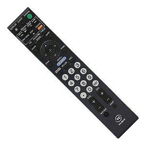 Controle Remoto Tv Sony Bravia Lcd VC-8019