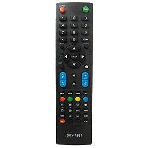 CR-2672 TV LCD Philco SKY 7981