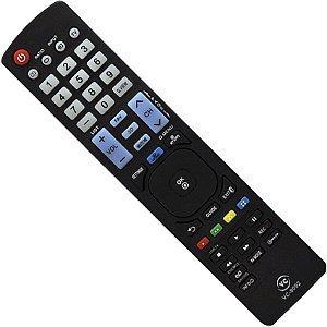 Controle Remoto Compatível Com TV LG LCD/LED VC-8092