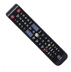 Controle Remoto Tv Samsung Smart VC-A8083