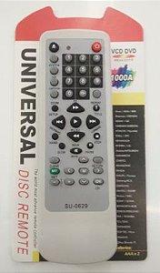 Controle Remoto Universal - DVD VC-1000A