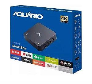 Smart Tv Box 4K da Aquários