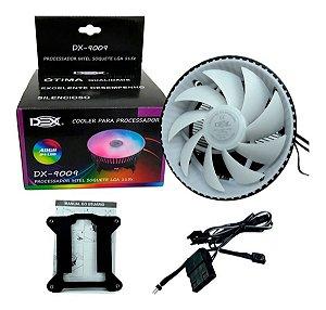 Cooler Para Processador Dex Para Intel Dx-9009