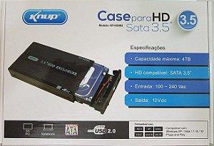 Knup Case Para HD - 3.0