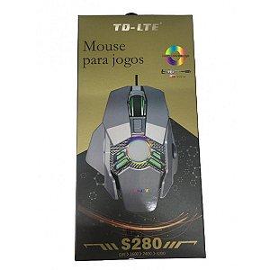 Mouse para jogos - S280 DPI 3200