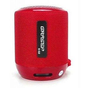 Caixa Bluetooth D-Q2-Grasep