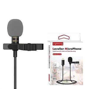 Lapela Lavalier Microphone (Type C)