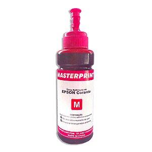 Tinta Refil Bulk Ink Epson Corante Magenta 100ml R-EP100M
