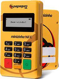 Minizinha NFC - PagSeguro
