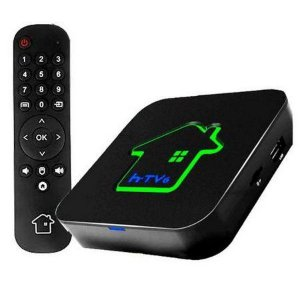 Tv Box H.TV - HDTV 6 Box