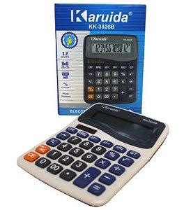 Calculadora Karuida KK-3826B
