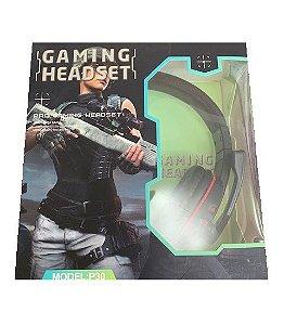 Headset Gamer - Red MODEL: P30