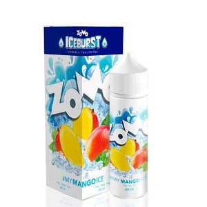 Líquido Zomo Iceburst - Mango