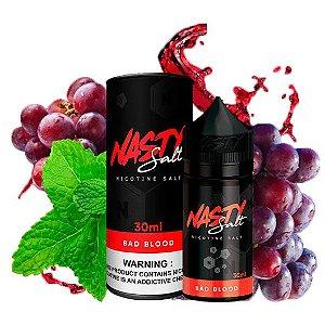 Líquido Nasty Nic Salt - Bad Blood